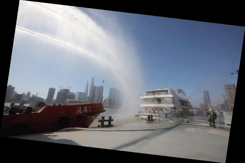 """天天有活动 处处看消防上海""""119""""消防宣传月活动精彩纷呈"""
