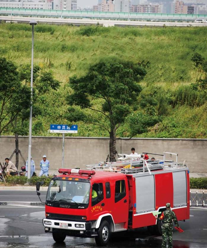 消防站增点经济开发区