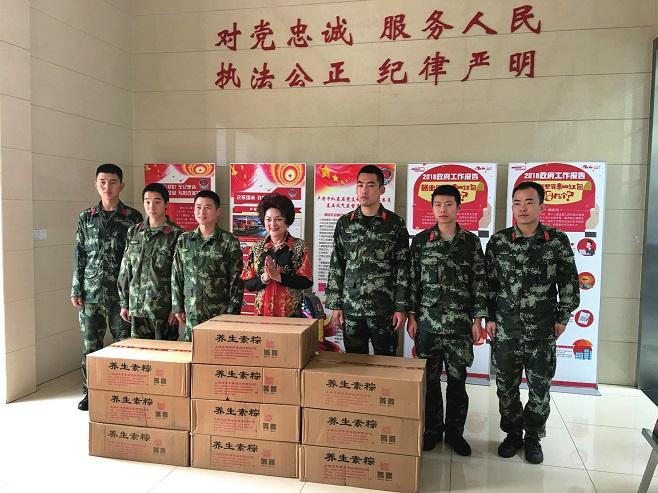 专业铸就辉煌业上海威煌消防工程设备有限公司董事长张琼的消防缘
