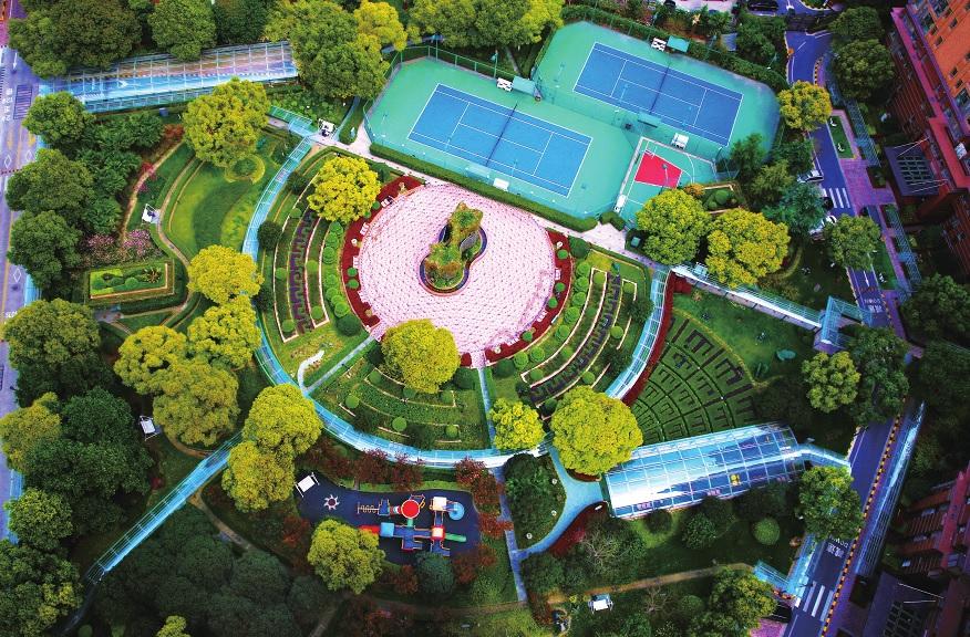 家在心安处上海徐汇苑构建平安社区记略