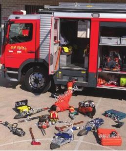 华丽丽地摔出你不知道的消防装备