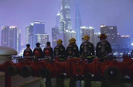 把人民群众生命安全放在首位上海在政府消防工作考核中连续5年获评优秀