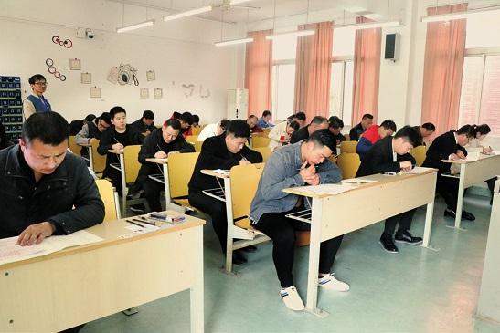 2019 年第一次全国消防行业特有工种职业技能鉴定理论统考(上海考区)顺利完成