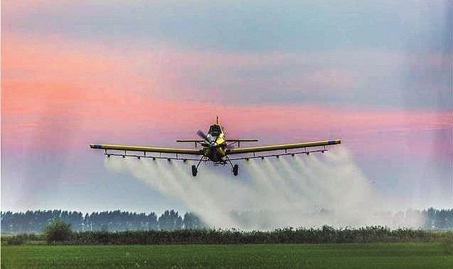 农用飞机——航空消防的中坚力量