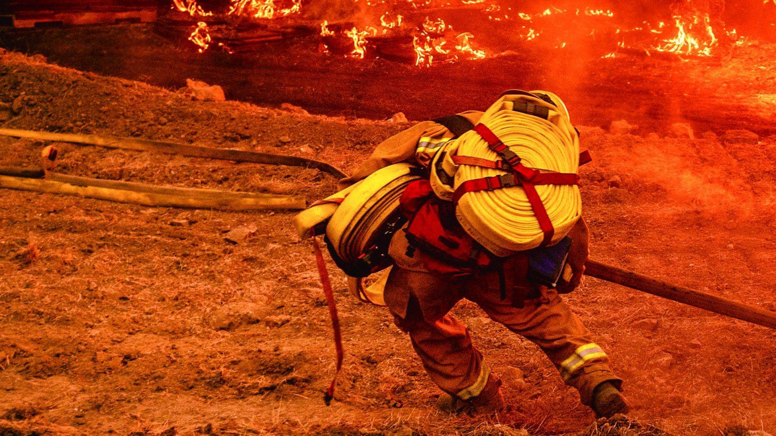 东方消防救援
